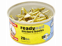 ReadyNail Conventional Hook Tidy Tins